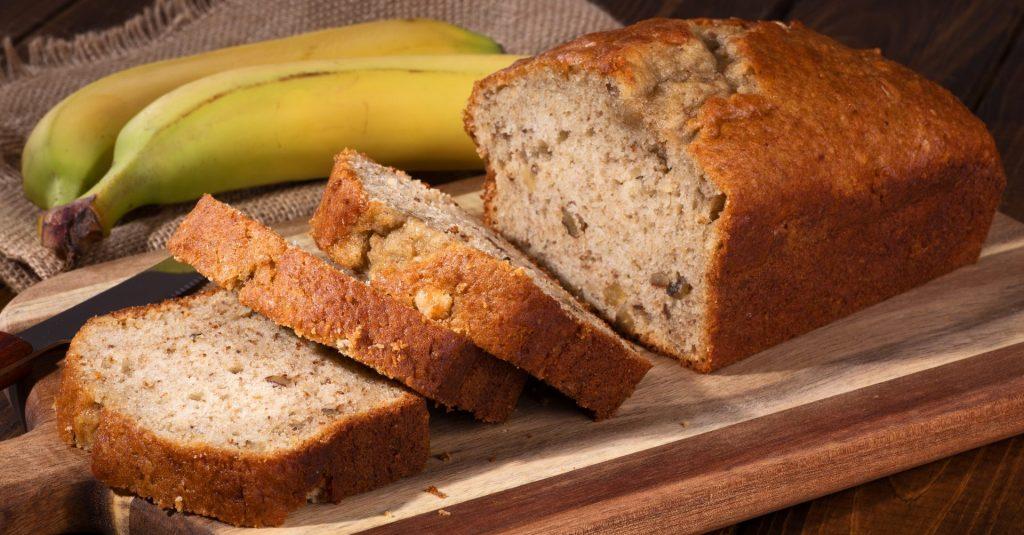 Banana Bread flaws